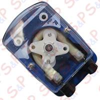 ADJUSTABLE DETERGENT PERISTALTIC PUMP 5,8LT/H 230V ( double adjustment)
