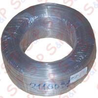 TUBO 4X6mm PVC ALIMENTARE